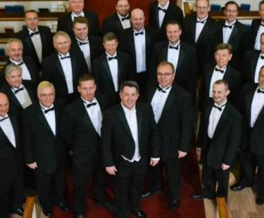 NEW Richmond Men's Chorus
