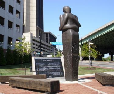 NEW Richmond Slavery Reconciliation Statue