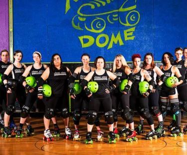 NEW River City Roller Girls