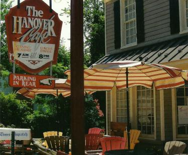 The Hanover Cafe