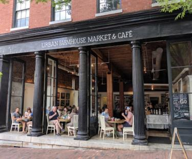 Urban Farmhouse Market & Cafe