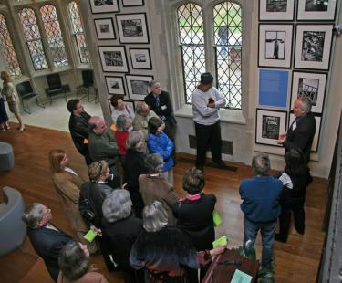 Virginia Center for Architecture - Gallery Talk