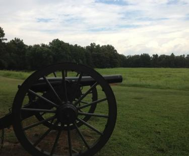 NEW Cold Harbor Battlefield