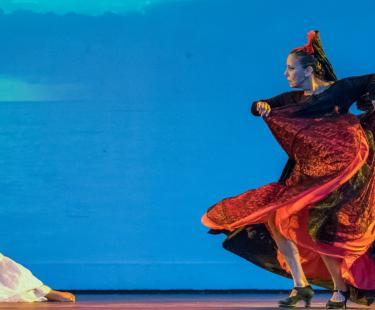 latin ballet