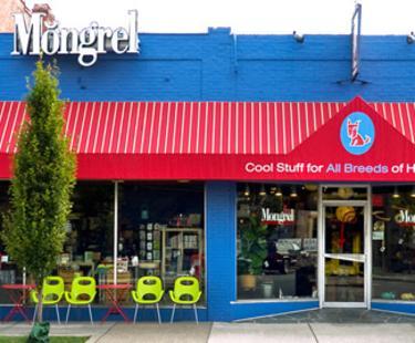 Mongrel Storefront
