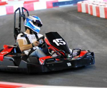 Thunderbolt Indoor Karting