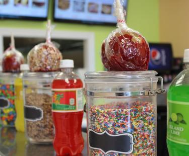the treat shop rva