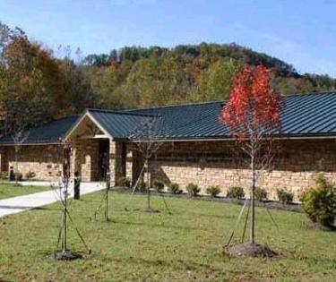 Gladie Visitor Center