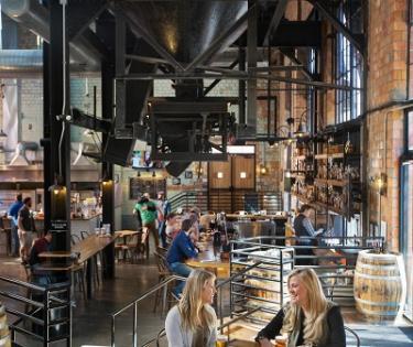 Goodfellas Distillery Interior