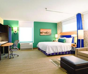 Home2 Suites Room