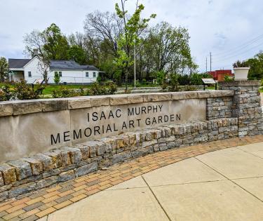 Isaac Murphy Garden