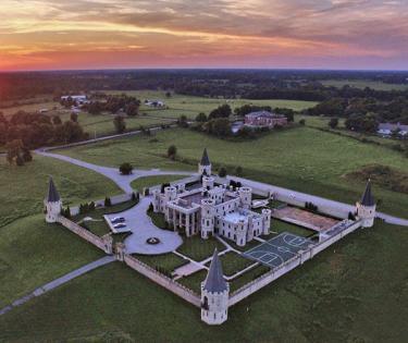 Kentucky Castle Exterior