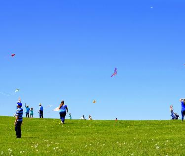 Kite Fest at Masterson
