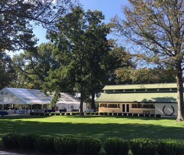 Polo Barn Exterior