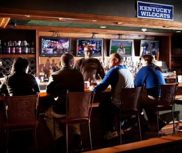 Sports Page Bourbon Bar and Grill