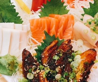 Sushi Blue