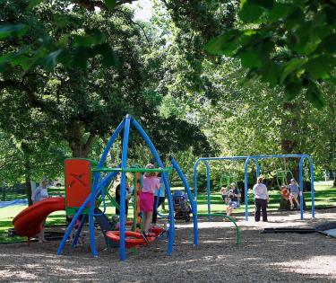 Woodland Park Playground