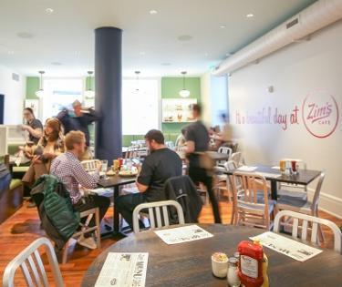 Zim's Cafe