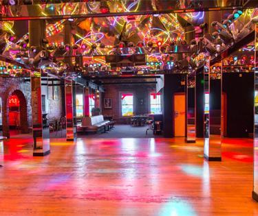 The Bar Dance Floor