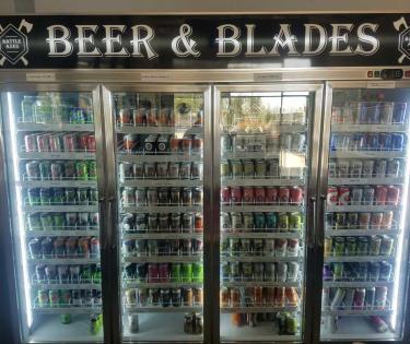 Battle Axes Beer