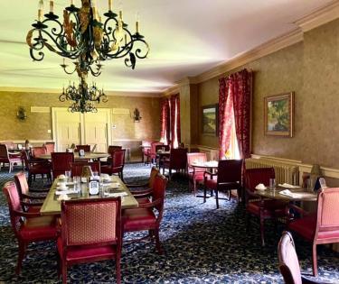 Beaumont Inn restaurant