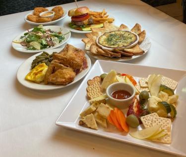 Beaumont Inn Food