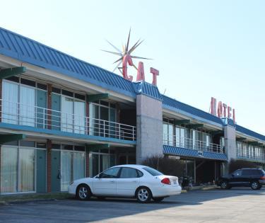 Catalina Motel; Lexington, KY