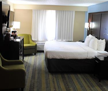 Clarion North Guest Room