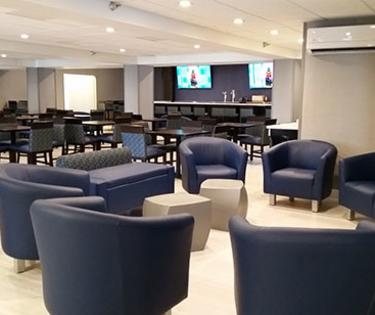 Clarion North Lobby