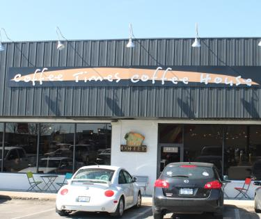 Coffee Times Coffee House; Lexington, KY