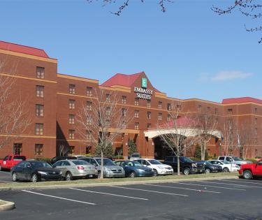 Embassy Suites; Lexington, KY