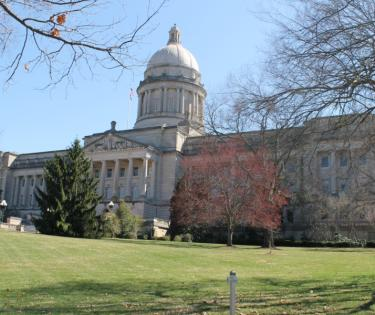 Kentucky State Capitol: Frankfort, KY