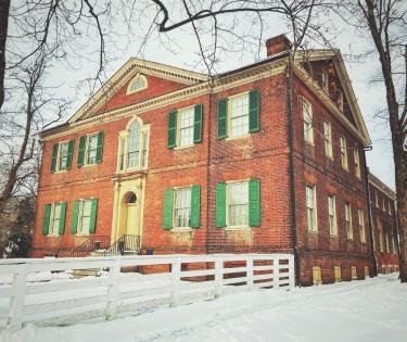 Liberty Hall Historic Site; Frankfort, KY