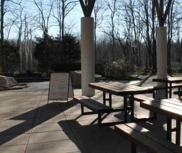 McConnell Springs Patio, Lexington