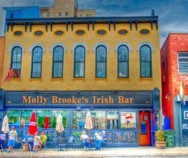 Molly Brooke's