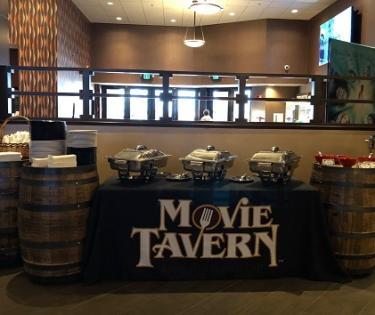 Movie Tavern Interior