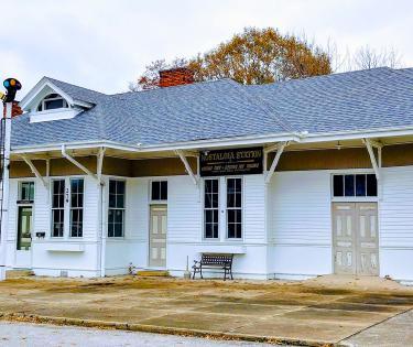 Nostalgia Station Exterior