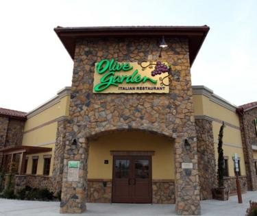 Olive Garden Group Dining