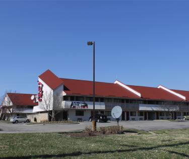Red Roof Inn North; Lexington, KY