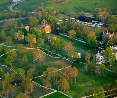 Shaker Village of Pleasant Hill: Harrodsburg, KY