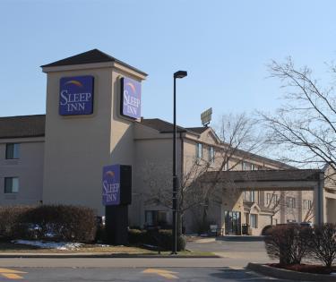 Sleep Inn; Lexington, KY