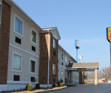 Super 8 Motel: Lexington, KY