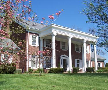 Swann's Nest at Cygnet Farm: Lexington, KY