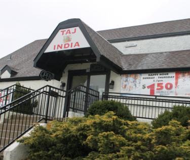 Taj India Indian Restaurant: Lexington, KY
