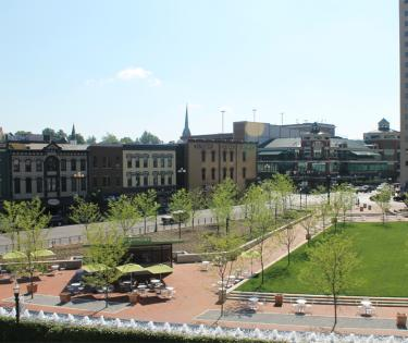 Triangle Park, Lexington