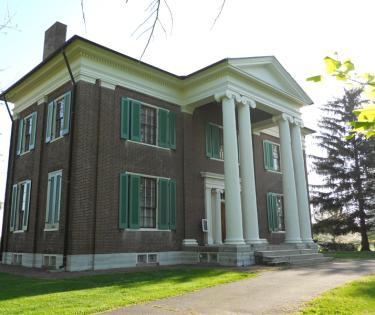 Waveland State Historic Site, Lexington
