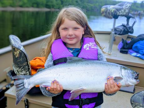 Silver Salmon 2