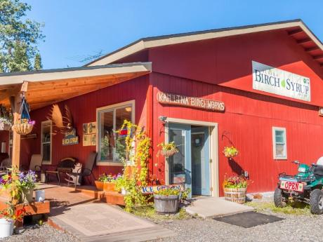 Talkeetna Taste-Tour-and Shop