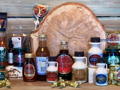 Alaska Birch Syrup and Wild Harvest Products