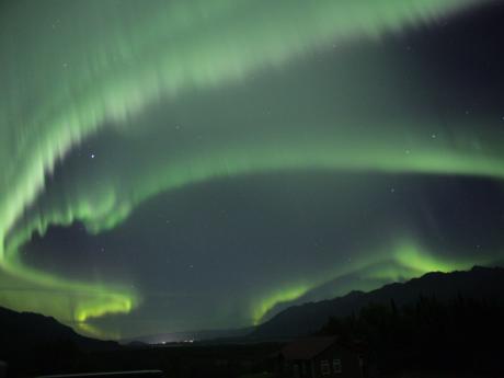 Aurora Borealis Viewing